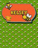 Handwriting Practice 120 Page Honey Bee Book Kelsey