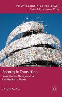 Security in Translation Pdf/ePub eBook