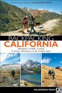Backpacking California [Pdf/ePub] eBook