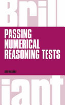 Brilliant Passing Numerical Reasoning Tests