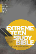 Extreme Teen Study Bible  NKJV