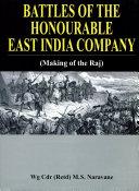 Battles of the Honourable East India Company
