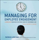 Managing for Employee Engagement Book