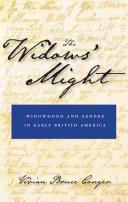 The Widows' Might [Pdf/ePub] eBook
