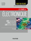 Pdf Electronique - Le cours - 2e éd. Telecharger