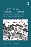 Marks of an Absolute Witch Pdf/ePub eBook