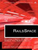 RailsSpace Pdf/ePub eBook