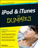 """iPod & iTunes For Dummies"" by Tony Bove"