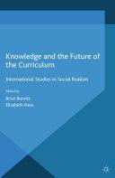 Knowledge and the Future of the Curriculum Pdf/ePub eBook