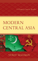 Modern Central Asia