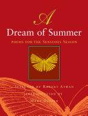 A Dream of Summer Book
