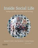 Cover of Inside Social Life