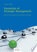 """Essentials of Strategic Management: Effective Formulation and Execution of Strategy"" by Thomas Wunder"