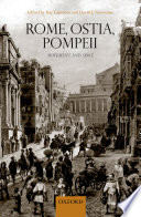 Rome  Ostia  Pompeii  Movement and Space