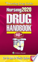 """Nursing2020 Drug Handbook"" by Lippincott"