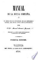 Manual de la Buena Compañia, etc