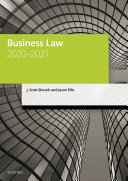 Business Law 2020 2021