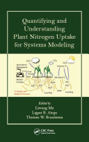 Quantifying and Understanding Plant Nitrogen Uptake for Systems Modeling