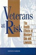 Veterans at Risk