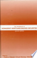 The Handbook of Nonagency Mortgage-Backed Securities