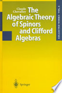 The Algebraic Theory of Spinors and Clifford Algebras
