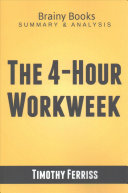 The 4 Hour Workweek by Timothy Ferriss Book