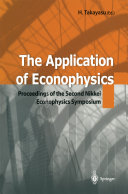 The Application of Econophysics