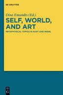 Self  World  and Art