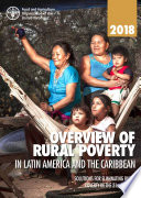 Overview Of Rural Poverty In Latin America And The Caribbean Book PDF
