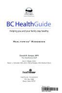 BC Healthguide