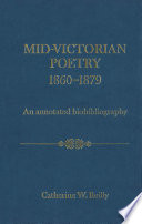 Mid-Victorian Poetry, 1860-1879