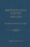 Mid Victorian Poetry  1860 1879