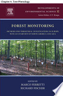 Forest Monitoring