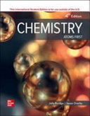 ISE Chemistry  Atoms First