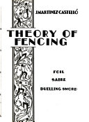Theory of Fencing