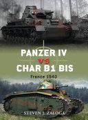 Panzer IV vs Char B1 bis