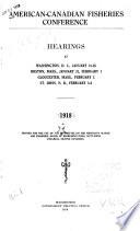 Hearings at Washington  D C   January 21 25 Book