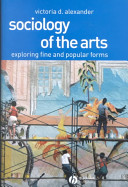 Sociology of the Arts Book