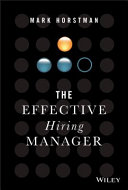 The Effective Hiring Manager Pdf/ePub eBook