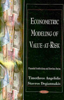 Econometric Modeling of Value at risk