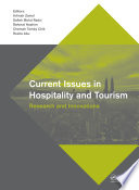 """Current Issues in Hospitality and Tourism: Research and Innovations"" by A. Zainal, S.M. Radzi, R. Hashim, C.T. Chik, R. Abu"