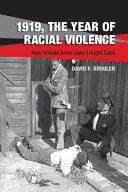 1919  The Year of Racial Violence