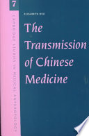The Transmission of Chinese Medicine