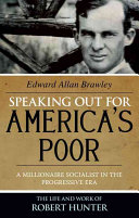 Speaking Out for America s Poor