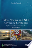 Rules  Norms and NGO Advocacy Strategies Book