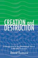 Creation and Destruction Pdf/ePub eBook