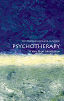 Psychotherapy  A Very Short Introduction