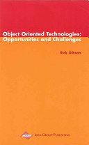 Object Oriented Technologies