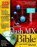 Flash MX Bible Book