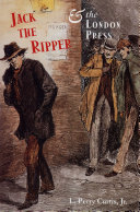 Pdf Jack the Ripper & the London Press Telecharger